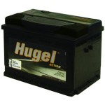 АКБ 60Ah 600A (Din) HUGEL 6Ст-60 Gold