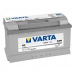 АКБ 100Ah 830A (Din) VARTA 600402SD