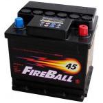 АКБ 45Ah 360A (Din) Fire Boll Premium 6Ст-45 класік
