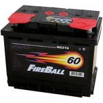 АКБ 60Ah 480A (Din) Fire Boll Premium 6Ст-60 класік